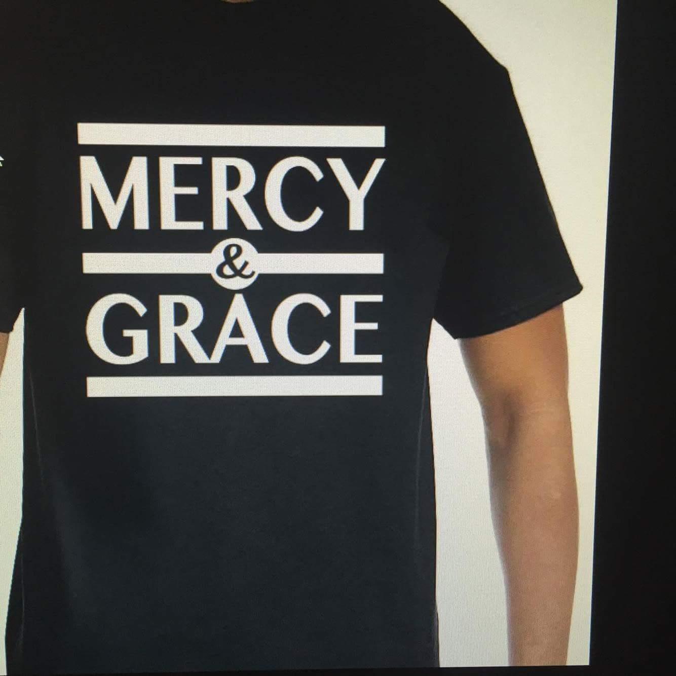 Men's Mercy & Grace Tee