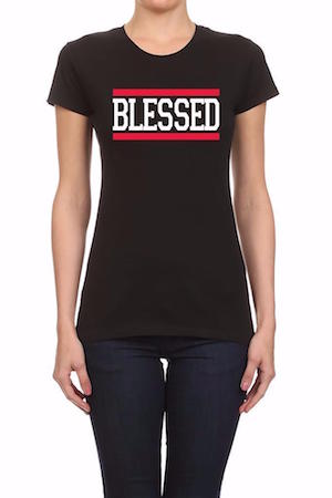 Slim fit Blessed Shirt