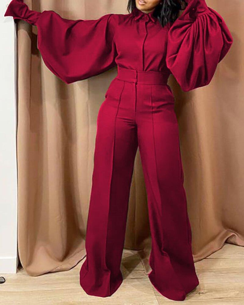 Fashion women jumpsuit