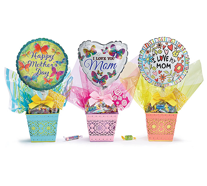 Mother's Day Candy Tin