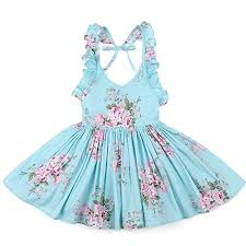 Flower toddler dress