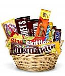 Custom Candy Basket