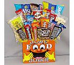 Gift Candy Birthday Basket