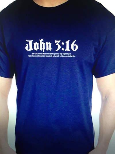 Men's John 316 Tee