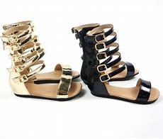 Girl Gladiator sandals